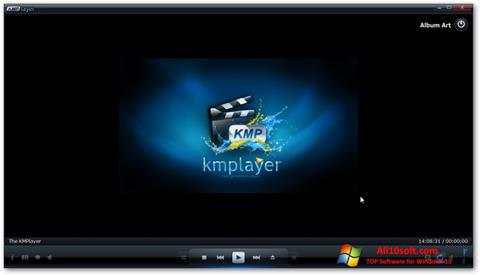 Screenshot KMPlayer Windows 10