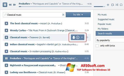 Screenshot SaveFrom.net Windows 10
