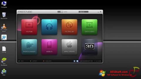 Screenshot Free Studio Windows 10