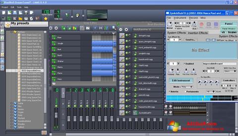 Screenshot Linux MultiMedia Studio Windows 10