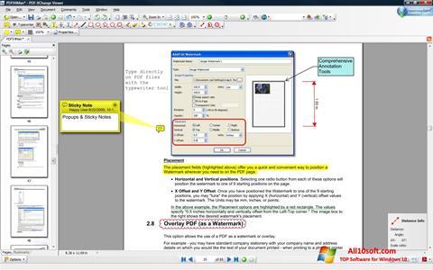 Screenshot PDF-XChange Viewer Windows 10