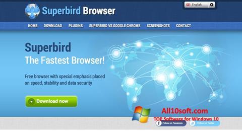 Screenshot Superbird Windows 10