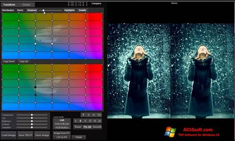 Screenshot 3D LUT Creator Windows 10