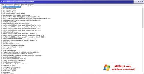 Screenshot Unknown Device Identifier Windows 10